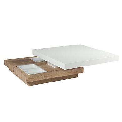 Table basse bois pas chère