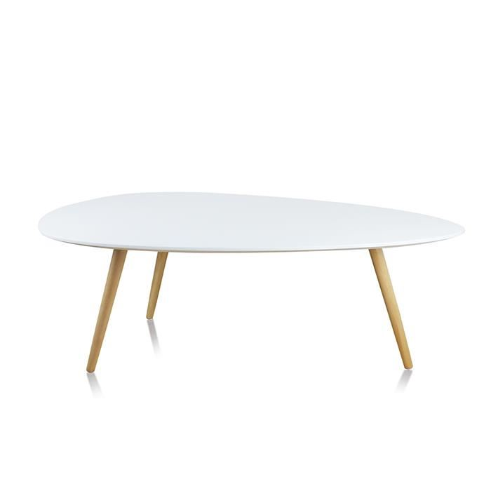 Table basse style scandinave cdiscount