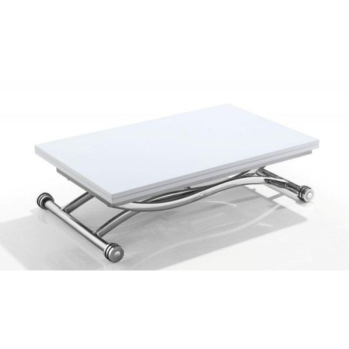 Table basse relevable petite dimension