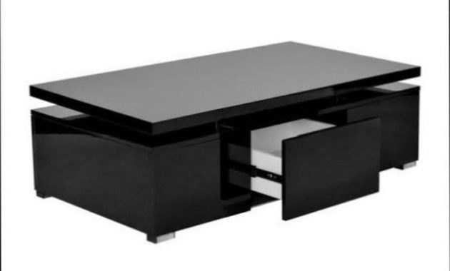 Table basse avec plateau relevable fly
