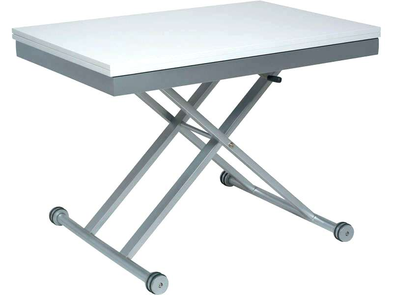 Table basse relevable happy