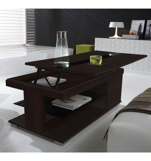Vérin table basse relevable