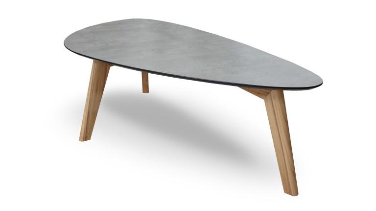 Bois massif table basse
