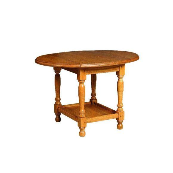 Table basse pliante en bois