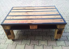 Table basse palette a vendre belgique