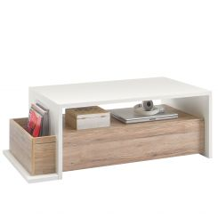 Table basse bois home 24