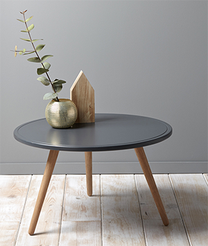 Table basse scandinave png