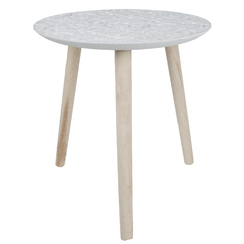 Table basse scandinave 40 cm