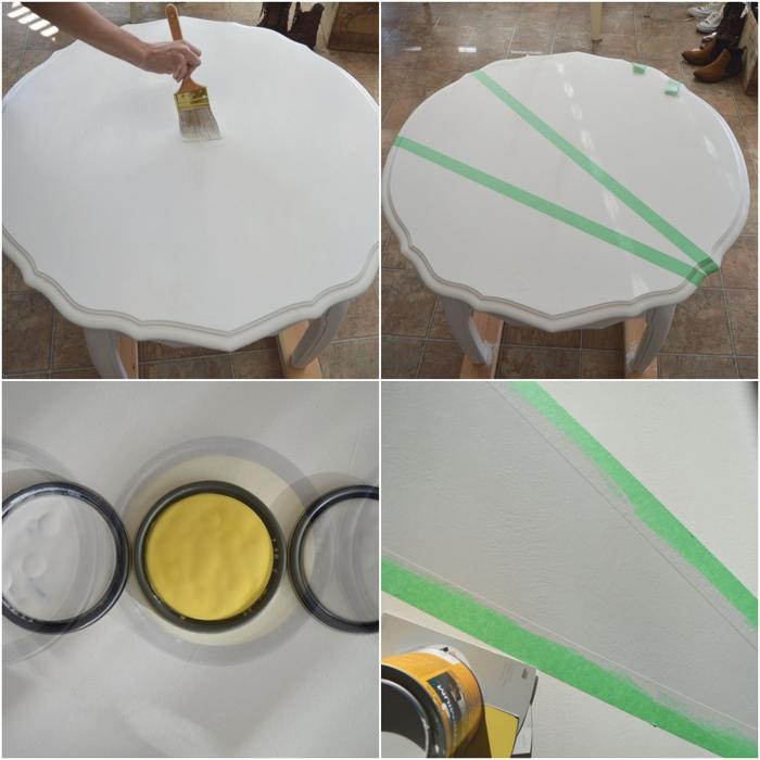 Comment refaire une table basse en bois