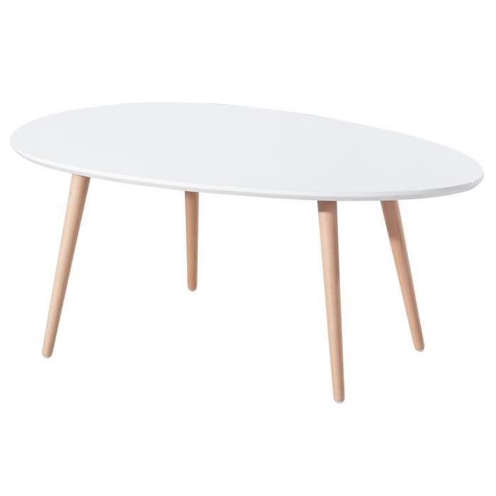 Faire sa table basse scandinave