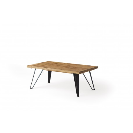Table basse bois d'acacia