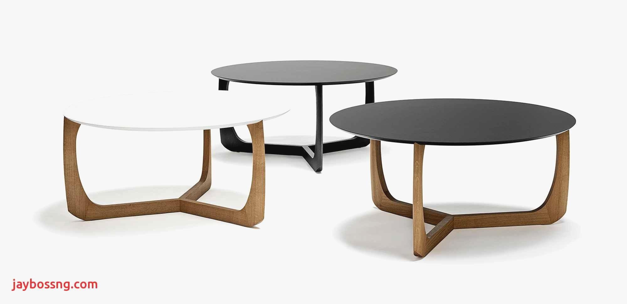 Table basse scandinave jardin
